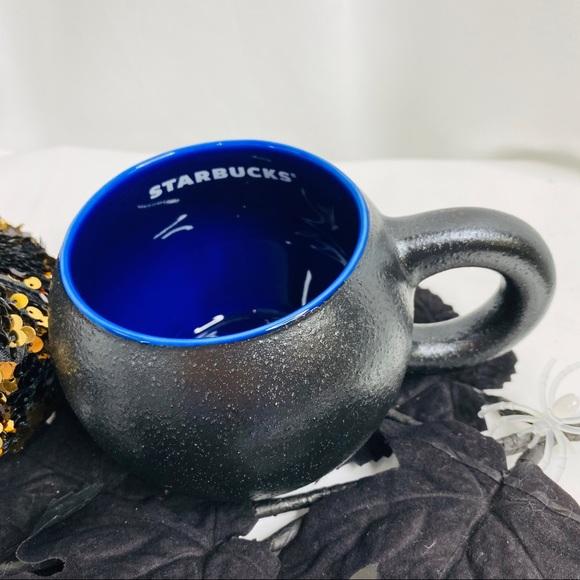 Starbucks 2020 Halloween Black Caldron Mug / Cup